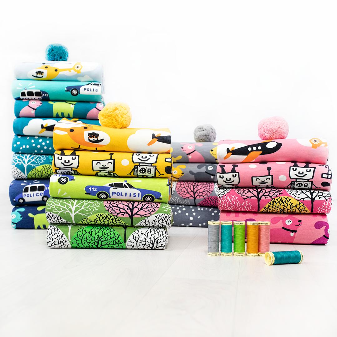 PaaPii fabrics worldwide