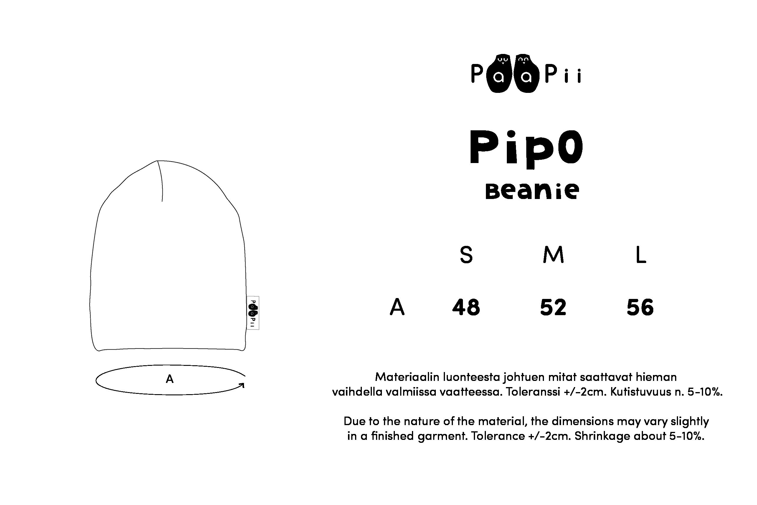 TUPSUPIPO,  Palmikko