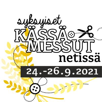 Kässämessut netissä 24.-26.9.2021