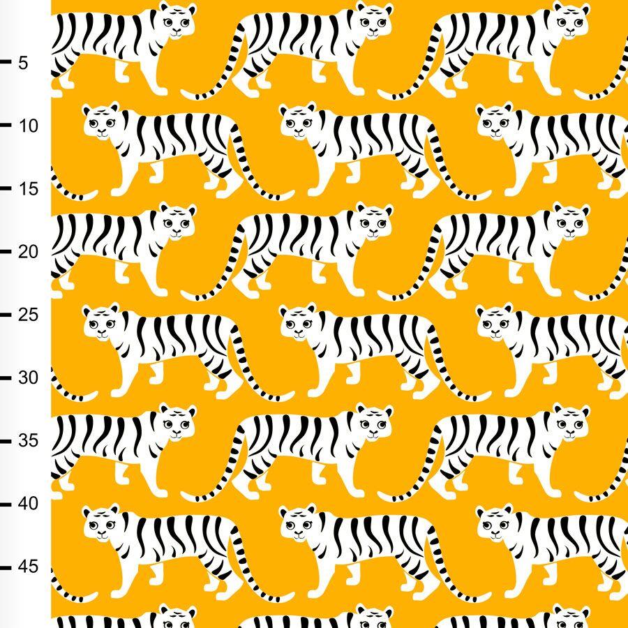 Tiikeriparaati trikoo, aurinko
