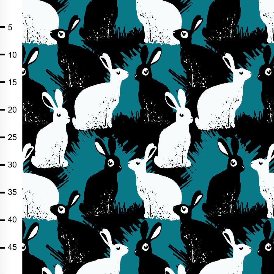 Jänikset trikoo, petrooli
