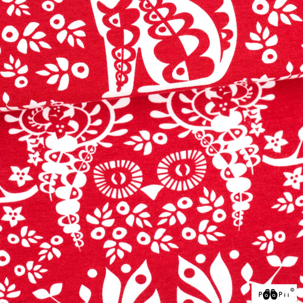 Mielikki trikoo, punainen