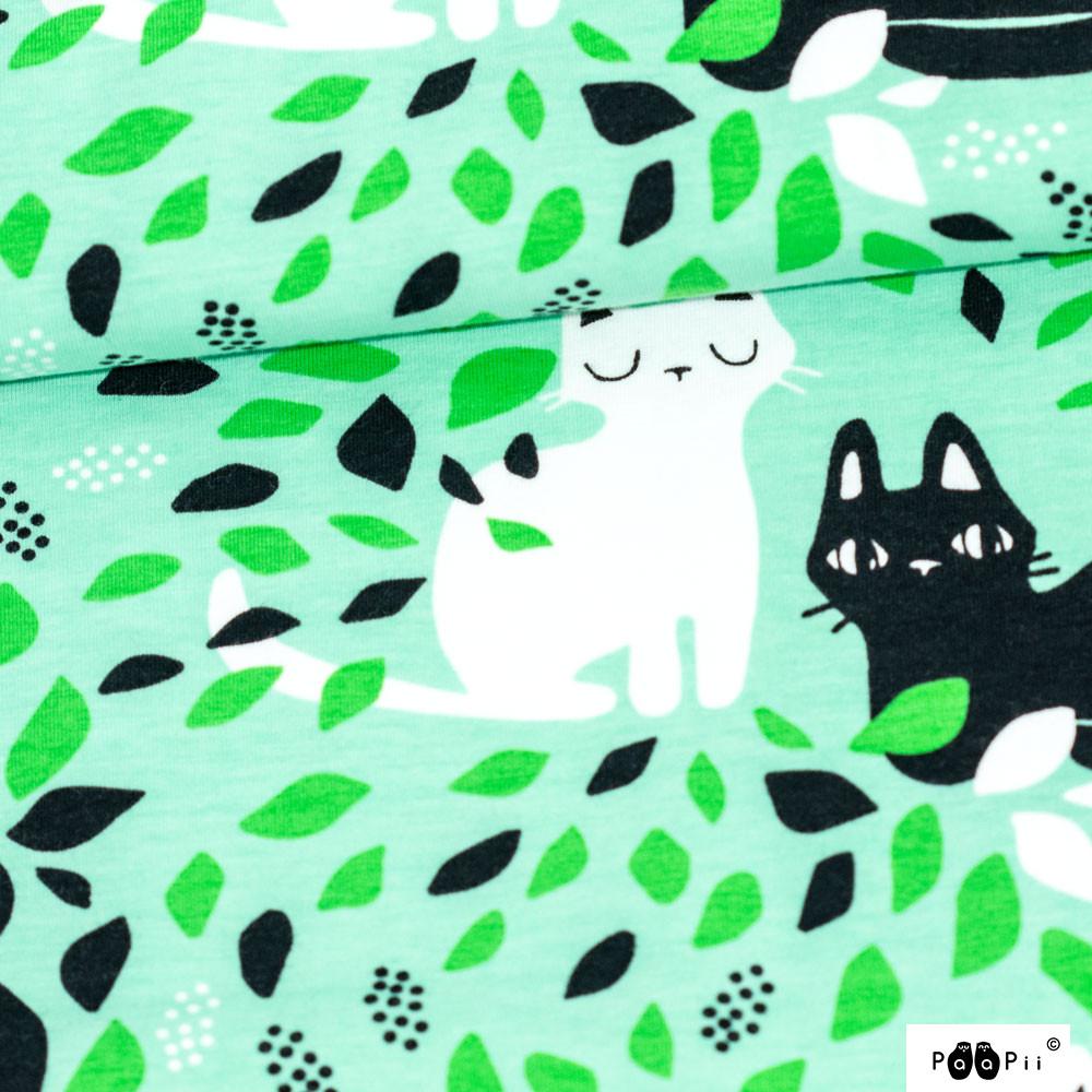 Piilo trikoo, minttu - vihreä