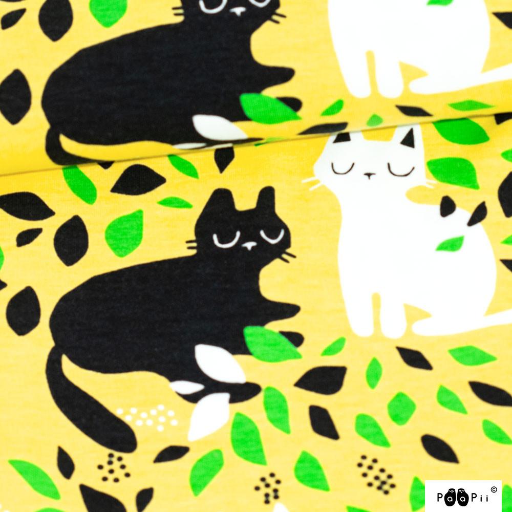 Piilo trikoo, keltainen - vihreä