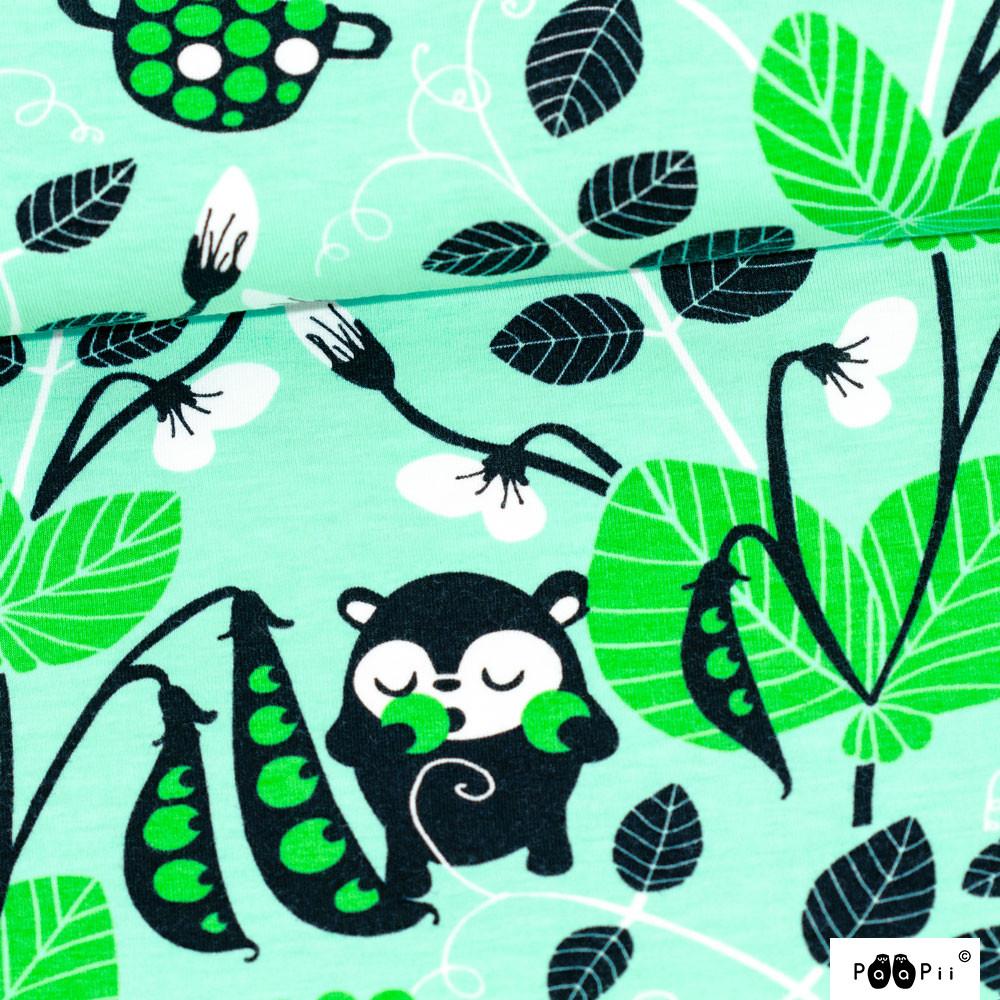 Herne trikoo, minttu - vihreä