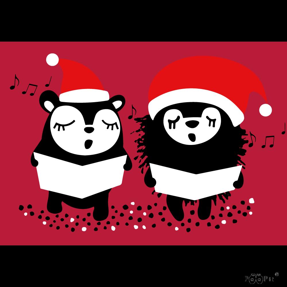 Postikortti, Siiri ja Myyry laulaa