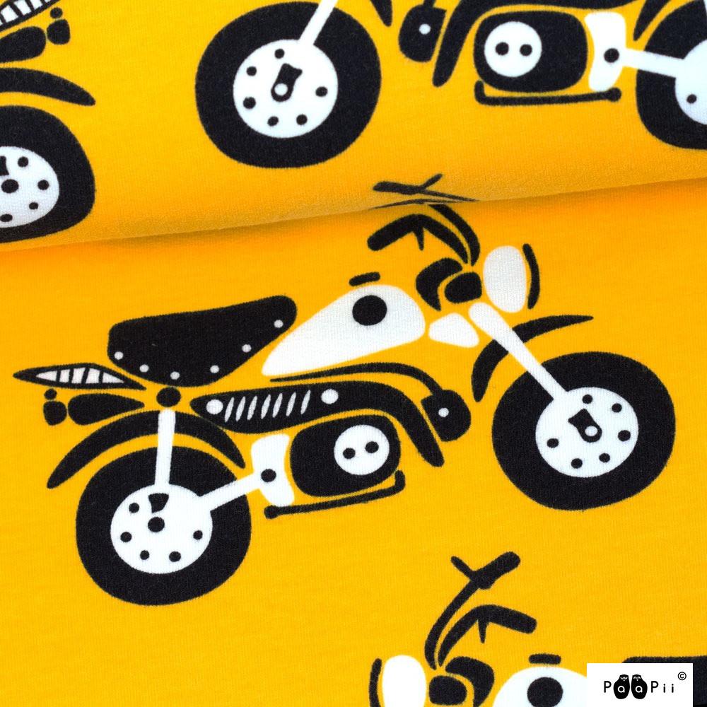 Mopot trikoo, aurinko