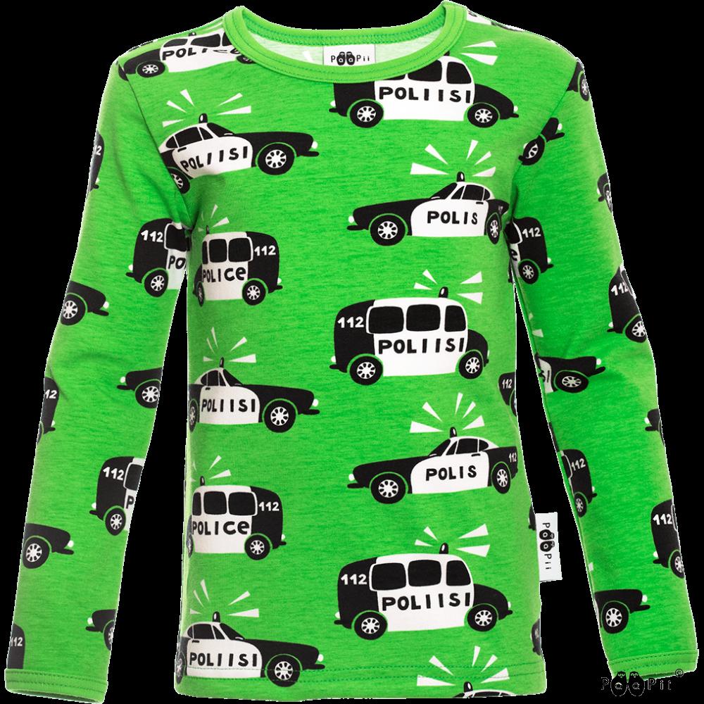 ULJAS paita,  Poliisi