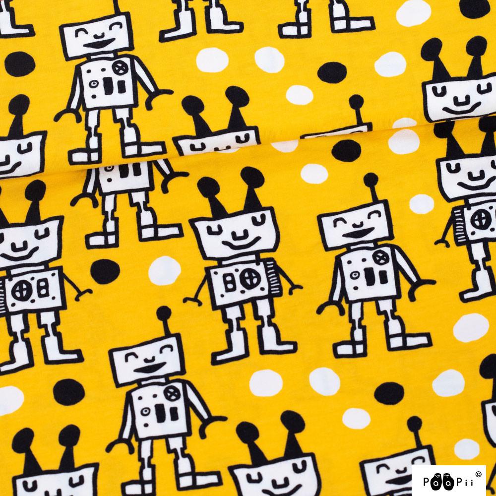 Happy Robots trikoo, aurinko