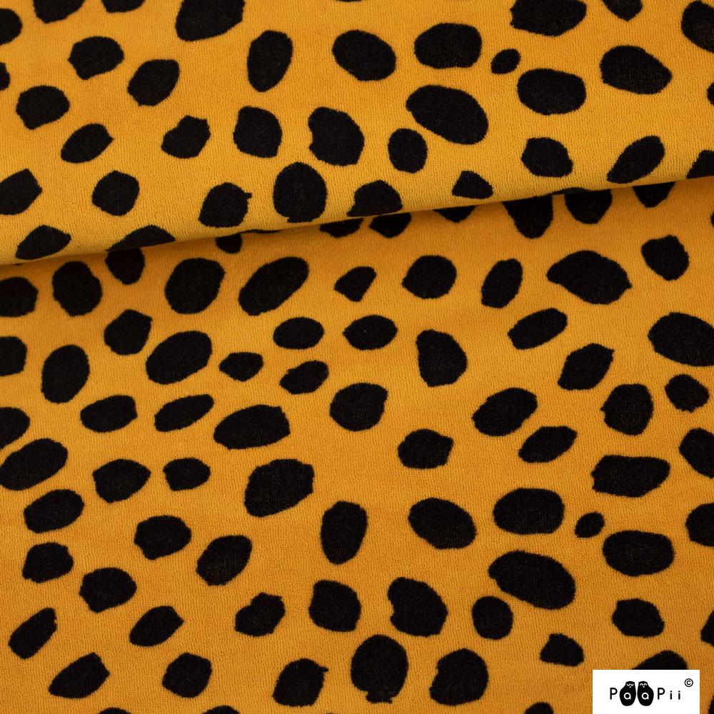Gepardi dots joustofrotee, okra
