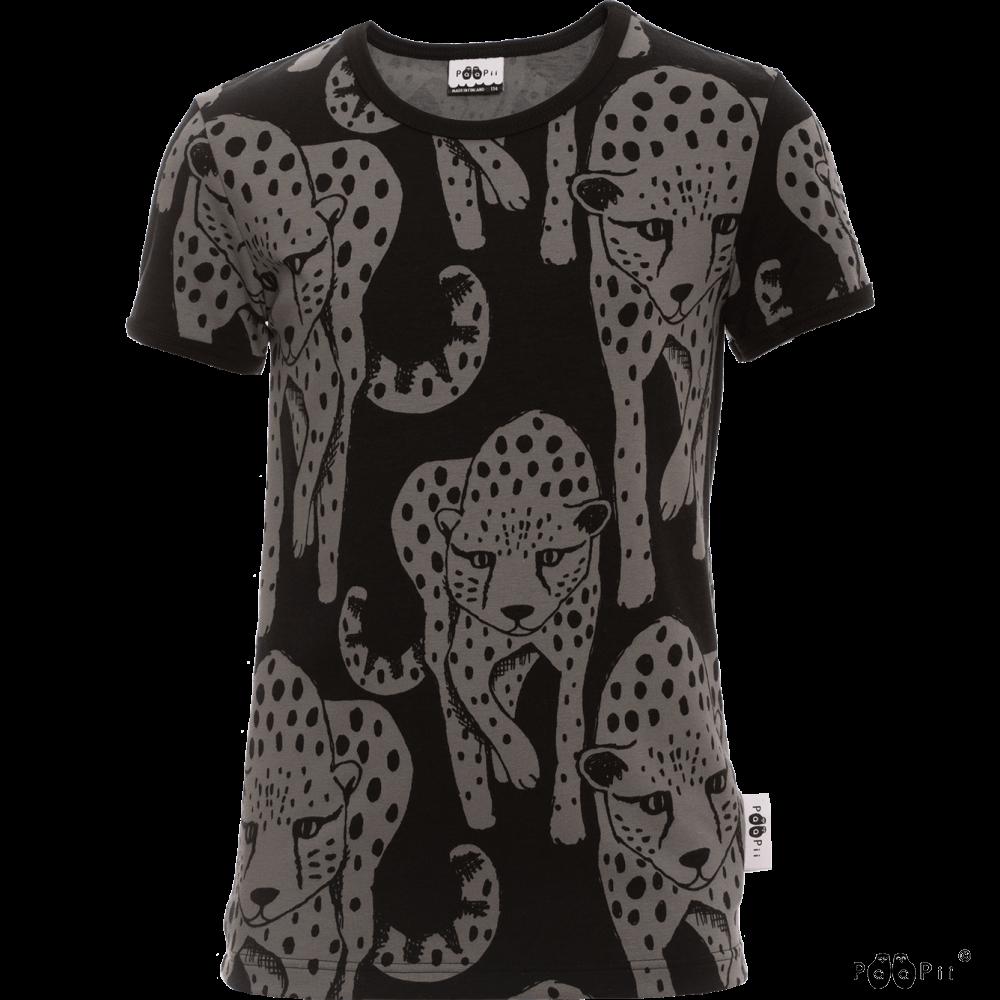 KAIKU t-paita,  Gepardi