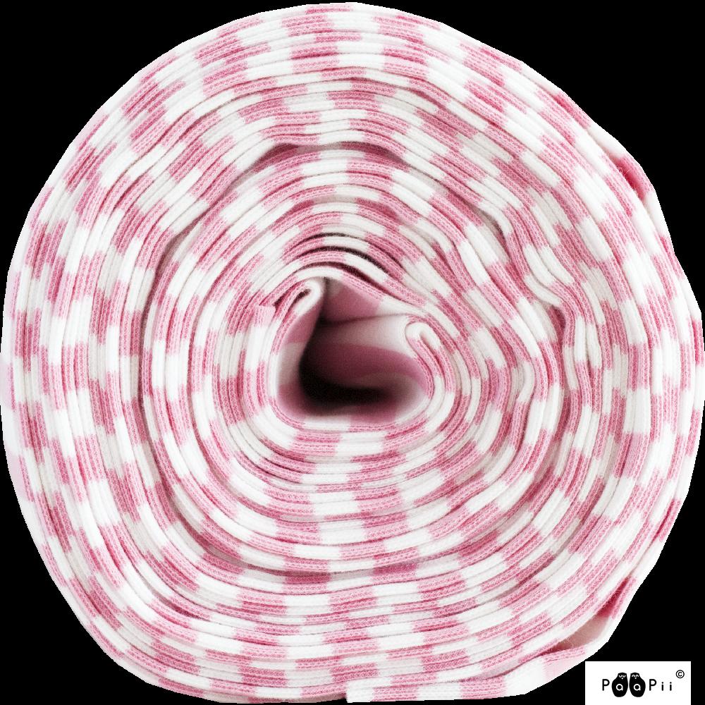 Resori, vaaleanpunainen - valkoinen