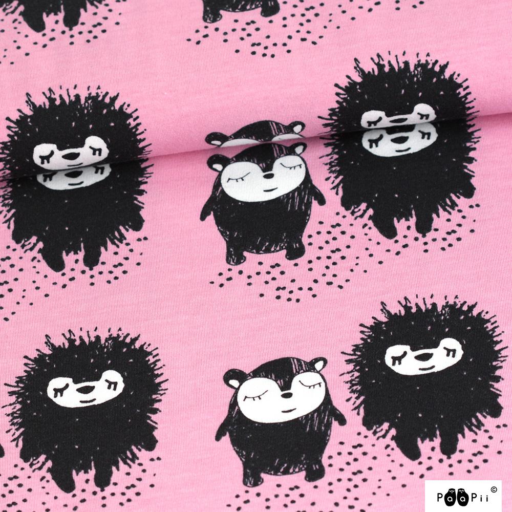 Siiri & Myyry trikoo, vaaleanpunainen