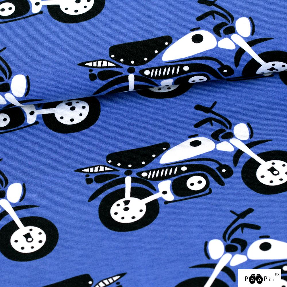 Mopot trikoo, sininen