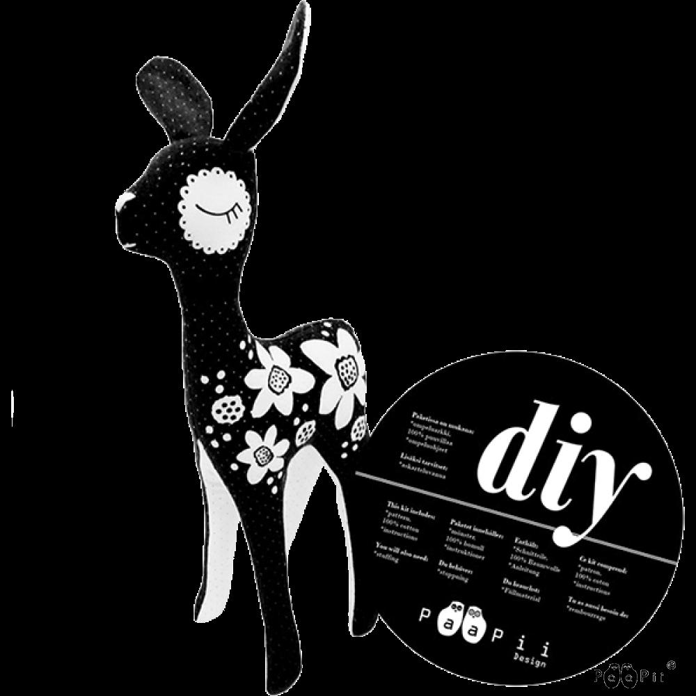 TSI Bambi, musta