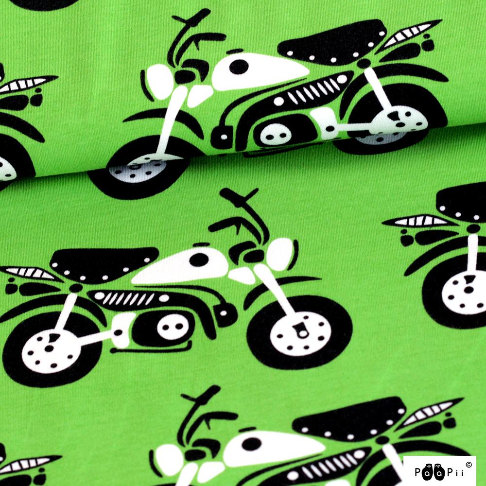 Mopot trikoo, vihreä