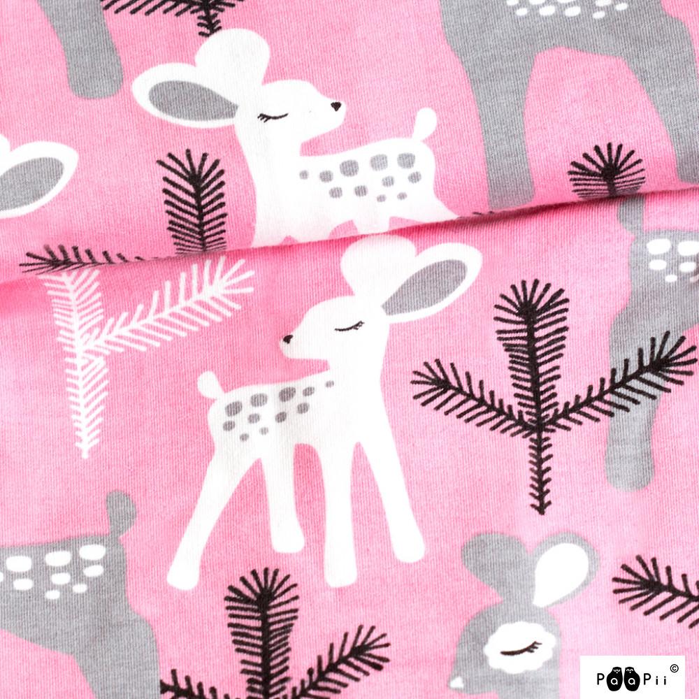 Bambi joustocollege, vaaleanpunainen