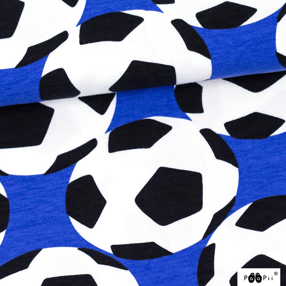 Jalkapallo trikoo, sininen