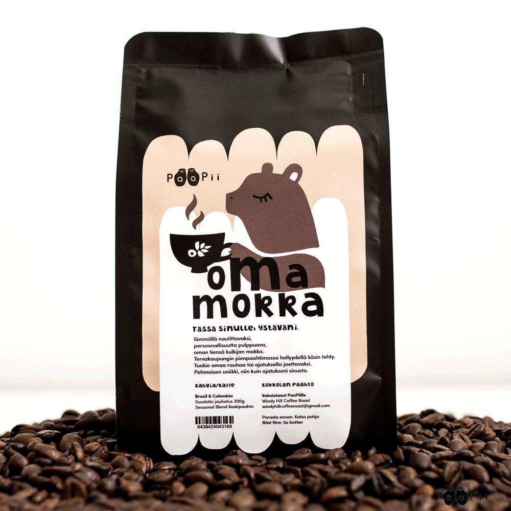 Oma Mokka- Kahvi
