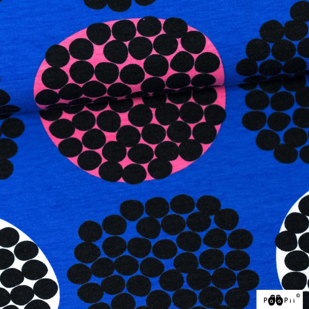 Rubus trikoo, sininen - pinkki