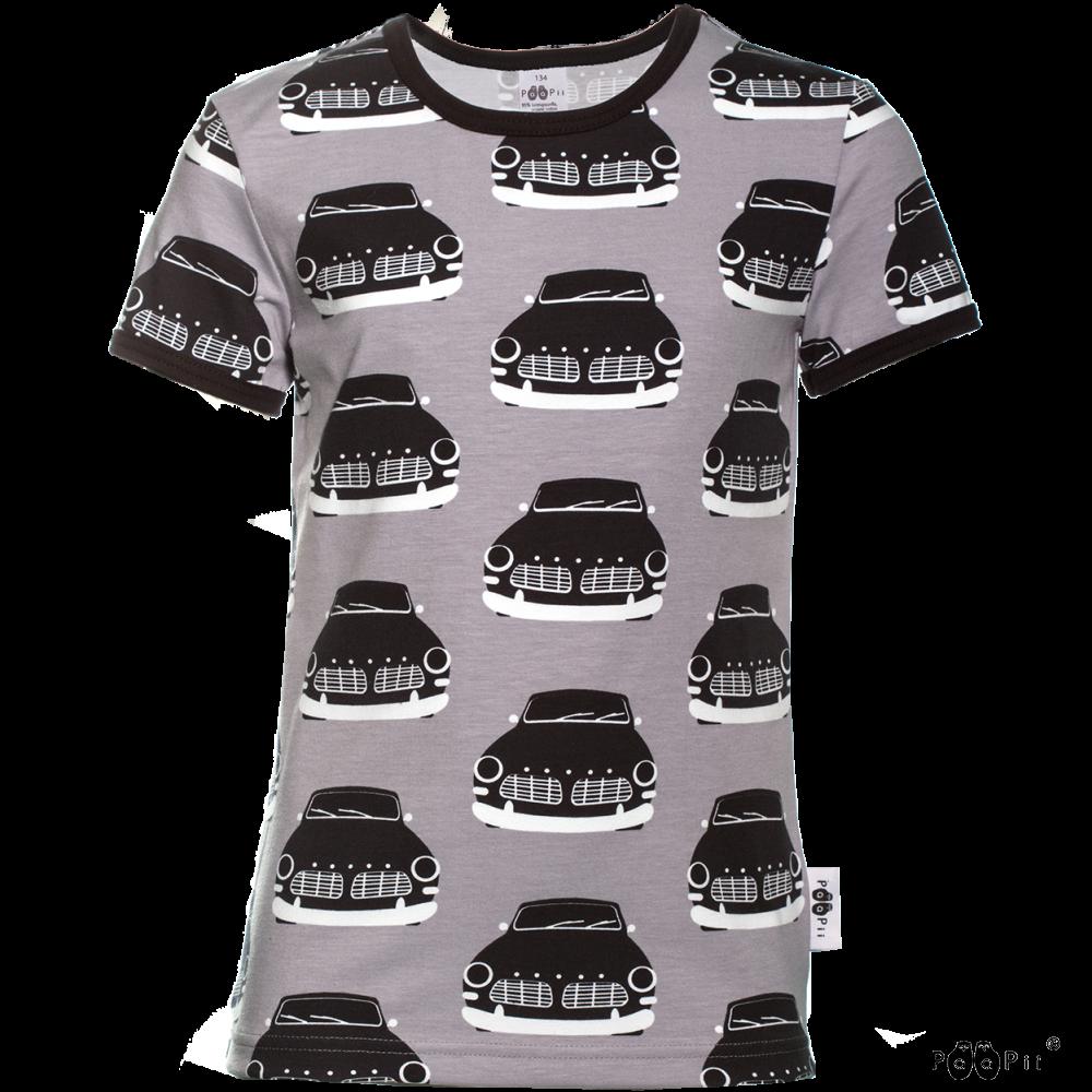 KAIKU t-paita,  Vintage autot
