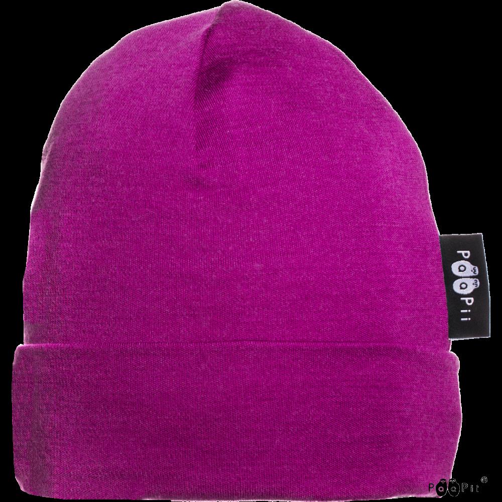 PIPO - merinovilla, violetti