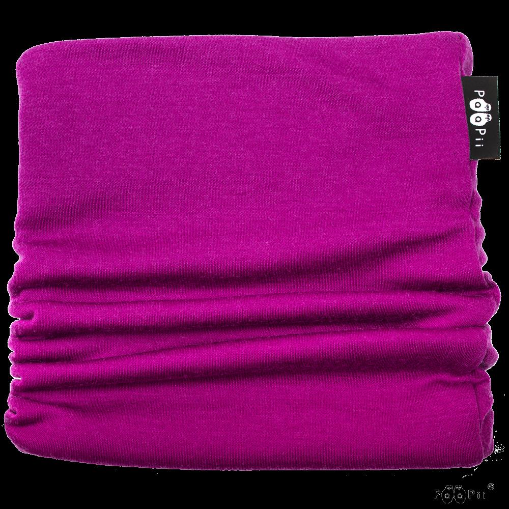 TUUBIHUIVI - merinovilla, violetti