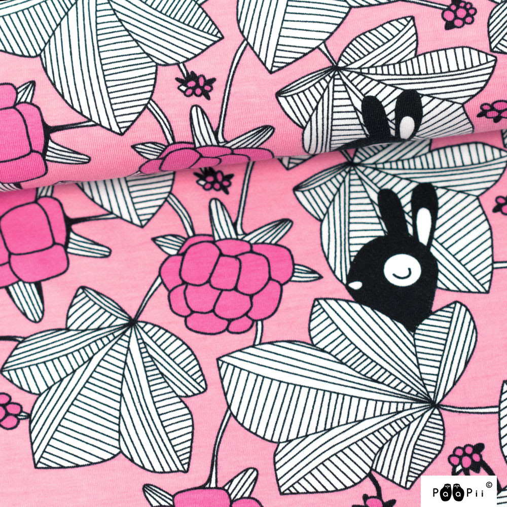 Hilda trikoo, vaaleanpunainen - pinkki