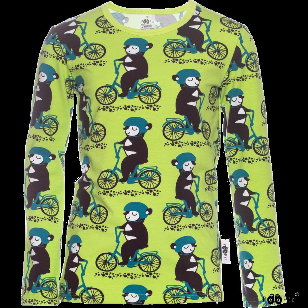 NOOA paita,  Into pyöräilee