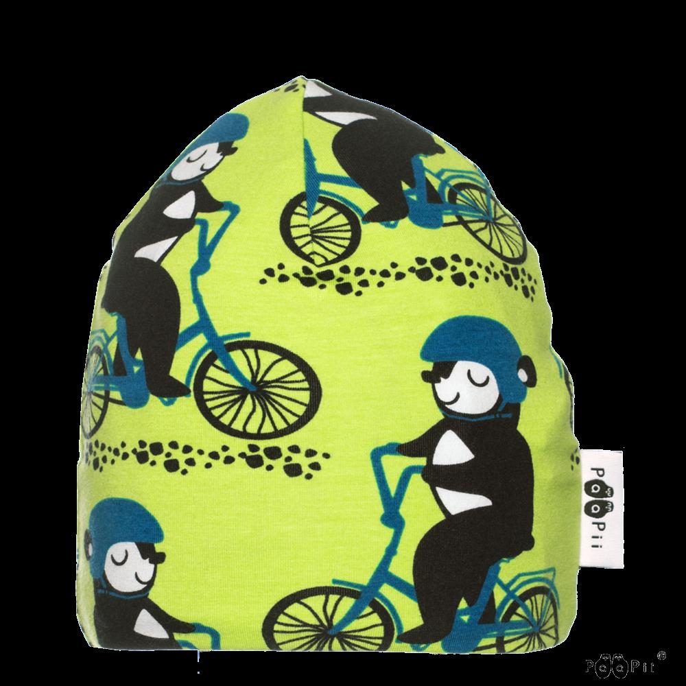 PIPO,  Into pyöräilee