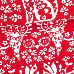Mielikki organic jersey, red