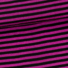 Merinovilla, violetti - musta