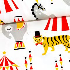 Circus cotton, white