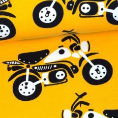 Moped organic jersey, sun