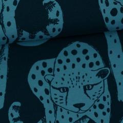 Gepardi joustocollege, petrooli - musta