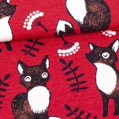 Nuutti trikoo, punainen - ruoste