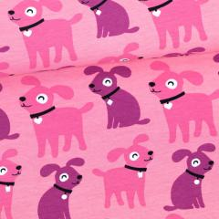 Sesse joustocollege, vaaleanpunainen - pinkki - violetti