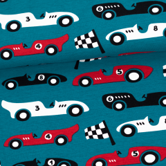 Kilpa-autot trikoo, petrooli