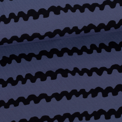 Hässäkkä trikoo, mustikka