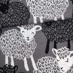 Jacquard knit,  Baa