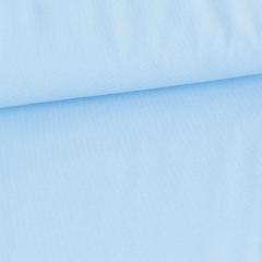 Organic jersey, light blue