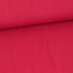 Organic jersey, red