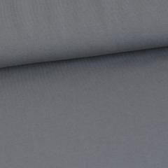 Organic jersey, dark grey