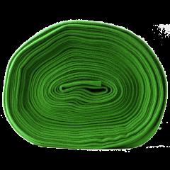 Organic ribbing, green