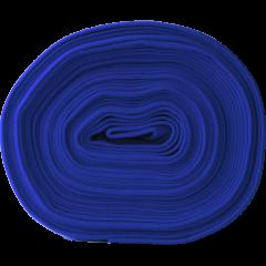 Organic ribbing, blue