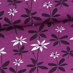 Metsätähti trikoo, violetti