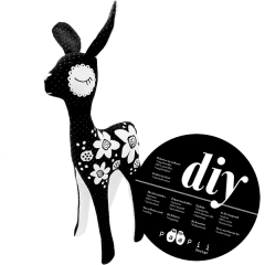 DIY Bambi, black