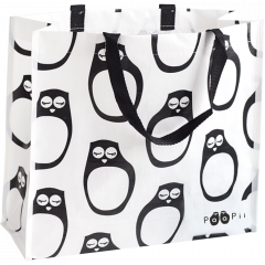 PaaPii PP bag,  Sleepy owls