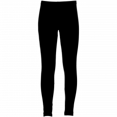 ILONA lasten leggins, musta