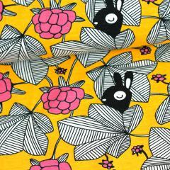 Hilda trikoo, aurinko - pinkki